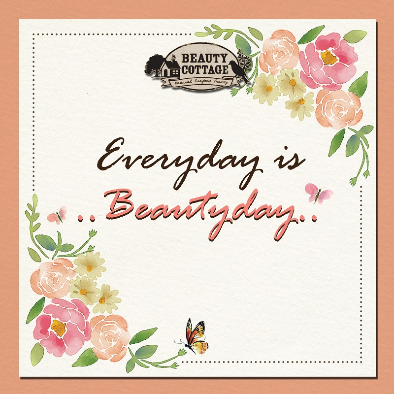 Everyday is Beauty day